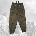 Kalhoty M43 drillich dub - podzim