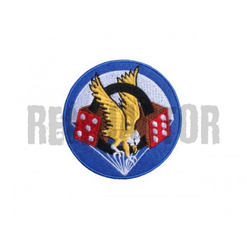 US nášivka 506th PIR - 101. ABN Div.