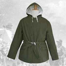 Zimní bunda feldgrau WH/WSS