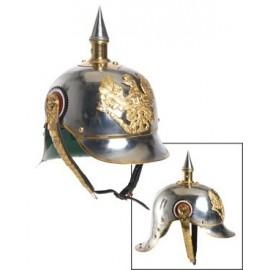 Přilba pruských kyrysníků - Kürassierhelm M1889