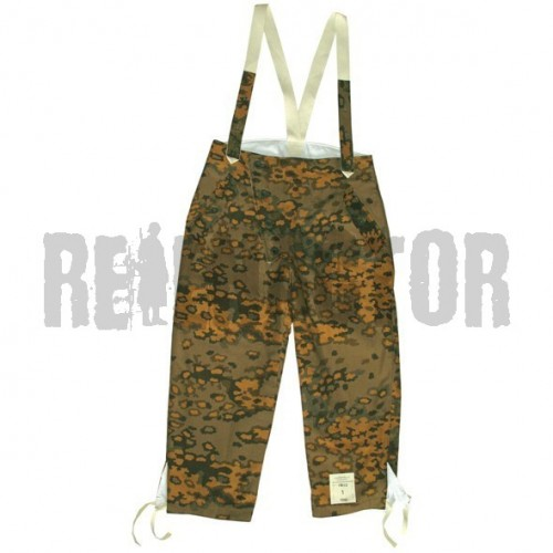 Kalhoty zimní dubové listí