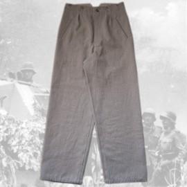 Kalhoty pracovní Drillich vz. 1933