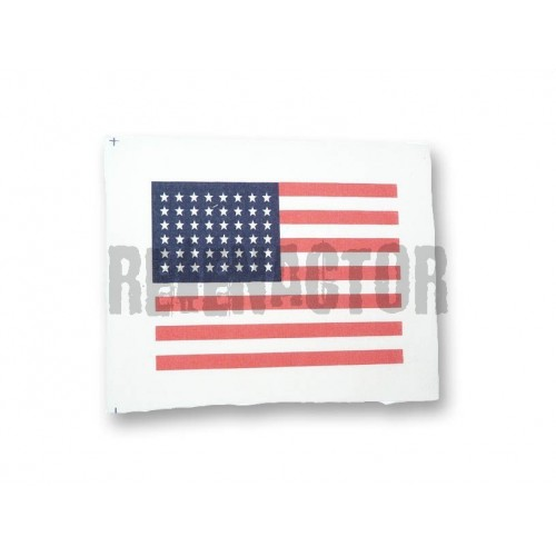 US Invazní vlaječka na rukáv