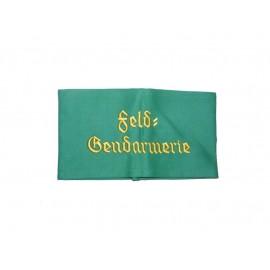 Feld gendarmerie rukávová páska