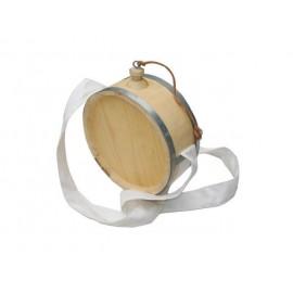 Dřevěná polní láhev 1l