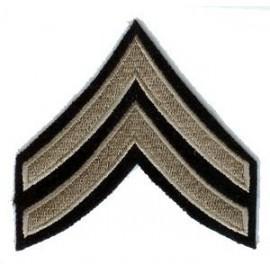 US hodnost Corporal - khaki