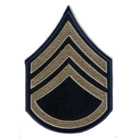 US hodnost Staff Sergeant - khaki