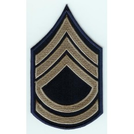 US hodnost Technical Sergeant - khaki
