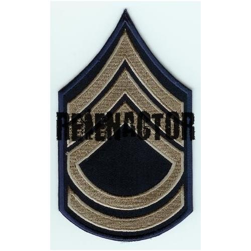 US hodnost Technical Sergeant - khaki