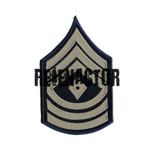 US hodnost First Sergeant - khaki