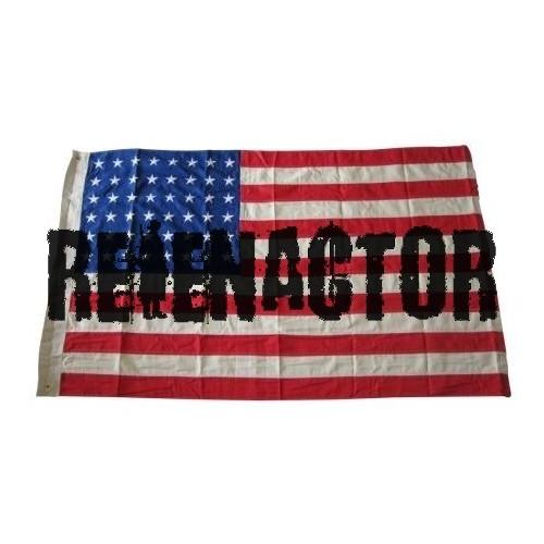 Vlajka USA - 48 hvězd