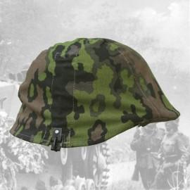 Potah na přilbu-helmu M40 dubové listí