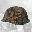 Potah na helmu M40 dubové listí