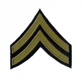 US hodnost Corporal - oliv