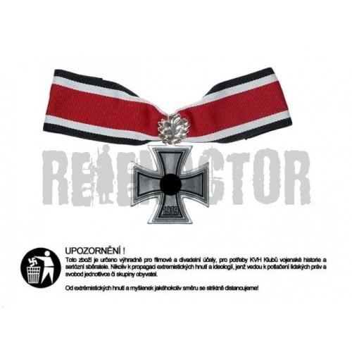 Rytířský kříž Železného kříže 1939 s dubovými ratolestmi