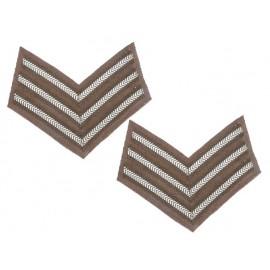 Britská hodnost Sergeant