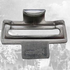 Háček na opasek hliník