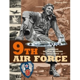 9th Air Force - American tactical aviation, 1942-1945