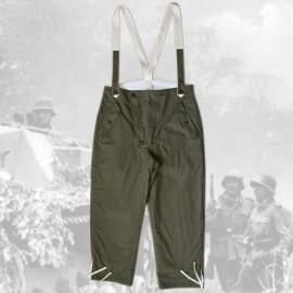 Zimní kalhoty feldgrau WH / W-SS