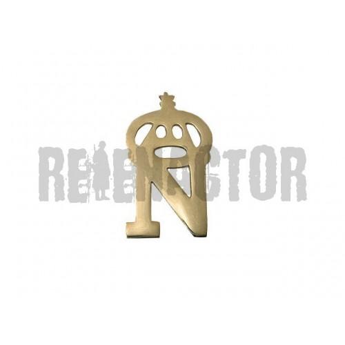 """Odznak na muniční brašnu - Giberne """"N"""""""