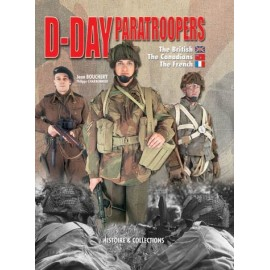 D-DAY PARATROOPERS The British, the Canadian, the French