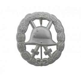 Odznak za zranění - stříbrný