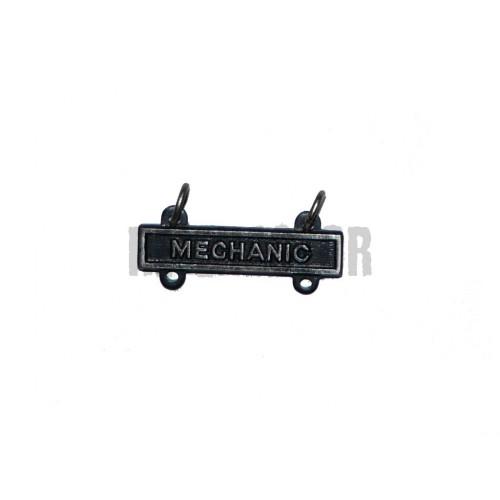 Mechanic - závěsný kvalifikační štítek pro mechaniky vozidel