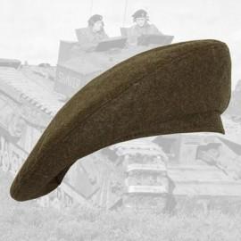 Britský vlněný baret