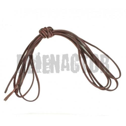 Kožené šněrovadla - tkaničky pro obuv Corcoran