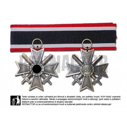 Válečný záslužný kříž s meči 2 třída - Kriegsverdienstkreuz