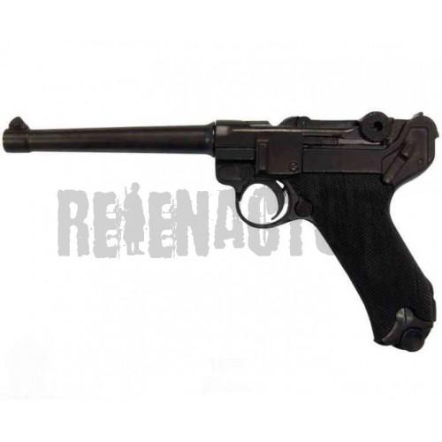 Německá námořní pistole Parabellum Luger P08