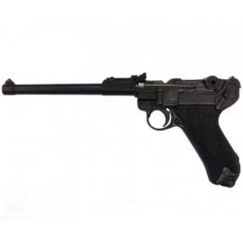 Německá dělostřelecká pistole Parabellum Luger P08