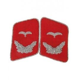 Poručík LW - Límcové výložky Luftwaffe pozemní útvary