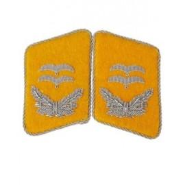 Nadporučík LW - Límcové výložky Luftwaffe piloti, FJ