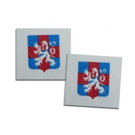 Rukávový znak Československé samostatné obrněné brigády ve Velké Británii CIABG