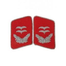 Nadporučík LW - Límcové výložky Luftwaffe pozemní útvary