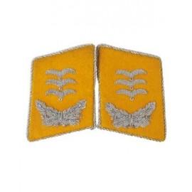 Kapitán LW - Límcové výložky Luftwaffe piloti, FJ