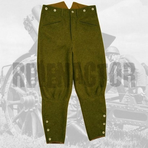 Kalhoty vzor 21 k Čs uniformě
