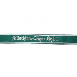 WL manžetová stuha Fallschirmjäger Regiment 1