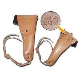 US kožené pouzdro M1916 na pistoli Colt M1911 a M1911A1