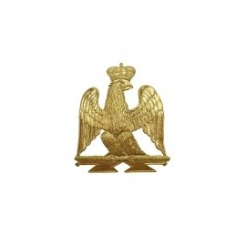 Odznak na muniční brašnu - giberne