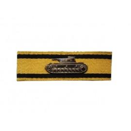Rukávový odznak za zničení tanků zlatý