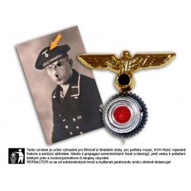 WM - Odznak na námořnickou čapku - Kriegsmarine matrosenmütze