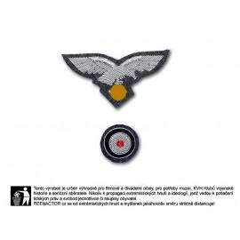 WL ošití na lodičku pro důstojníky Luftwaffe