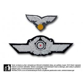 WL ošití na brigadýrku pro důstojníky Luftwaffe