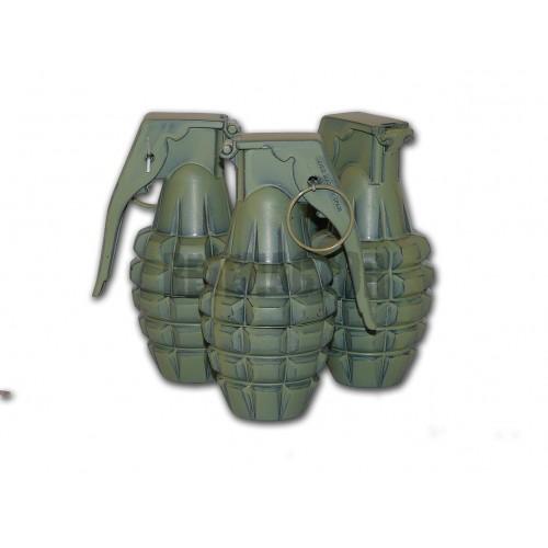 US maketa ručního granátu Mk2 A1