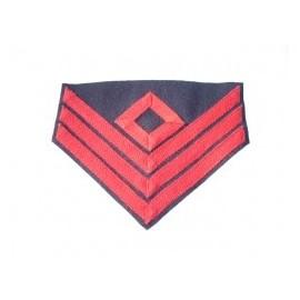 Hodnost 1st Sergeant Artillery ACW