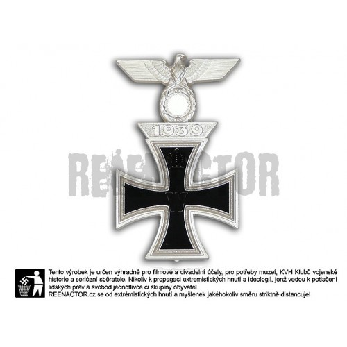 Spona 1939 se Železným křížem 1914 1.třídy