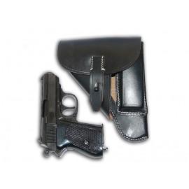 Německá armádní pistole Walther PPK s pouzdrem