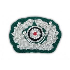 WH kokarda v dubových ratolestech pro důstojníky - vyšívaná